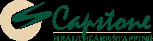 Capstone Healthcare Staffing logo